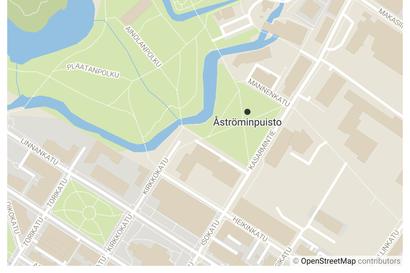 Åströminpuiston liki vuoden kestävä peruskorjaus aloitetaan ensi viikolla – Lasaretinväylän rantaan tulee hedelmätarha, samalla korjataan Mannenkatu