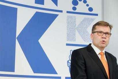"""Keskon pääjohtaja vertasi Suomea Pohjois-Koreaan ja Kreikkaan – näin Helander selittää """"kevennystään"""""""