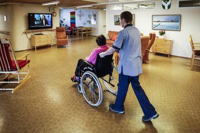 Lukijalta: Hoitajat voivat keskittyä hoitotyöhön