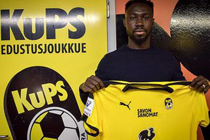 KuPS hankki ghanalaispelaajan MSL-liigasta