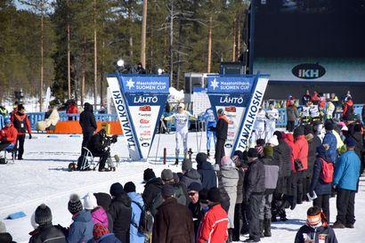 Taivalkosken kisajärjestäjiä koetellaan: Suomen Cupin hiihdot ilman yleisöä, lumen puute siirsi pienmäen SM-kisat tammikuulle