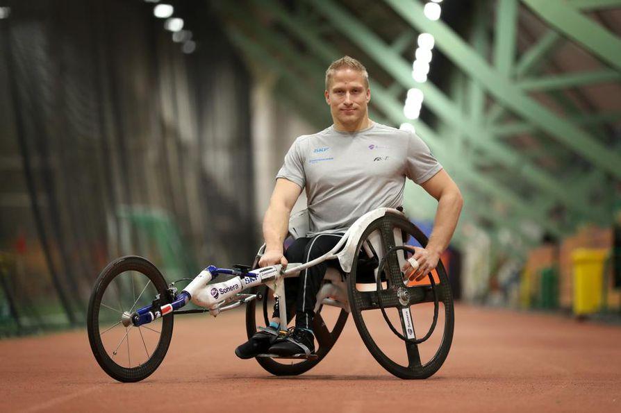 Leo-Pekka Tähden saavutukset puhuvat puolestaan, mutta ratakelaajan tekniikassa riittää vielä hiottavaa.