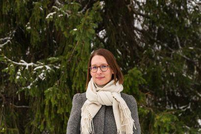 Aino Kurki Lapin sotilassoittokunnan intendentiksi