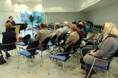 Lähidemokratiahanke etenee Raahessa: ensi viikolla valitaan jäseniä yleisissä kokouksissa