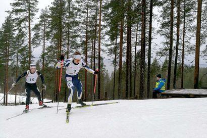 Lauri Peltoniemi valittiin ampumahiihdon EM-joukkueeseen
