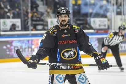Juhamatti Aaltonen innostui maalintekoon Jussi Jokisen juhlapelissä, Sidney Crosbykin lähetti terveisensä Ouluun