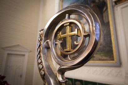 Tyrnävän kirkon vihkiminen uudelleen käyttöön remontin jälkeen