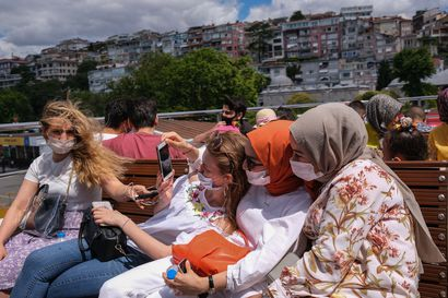 Turkkiin ei saa edelleenkään Suomesta matkustaa – Turkki kuului hetken koronan tehokkaasti hoitaneisiin maihin