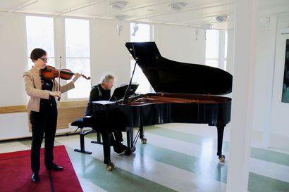 Andreas on uusi konserttisali Sodankylässä – tavoitteena on esitellä erityisesti Lapin taitavia muusikoita