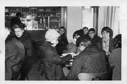 Korona-baari oli Raahen nuorten ykköspaikka 60-luvulla