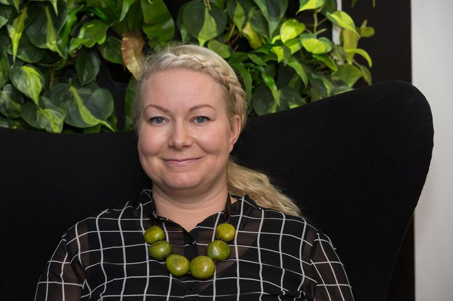 Digimarkkinointiyritys Kuulun toimitusjohtajan, Jonna Muurisen, kalenteriin kuuluu sata koulutuspäivää vuosittain.