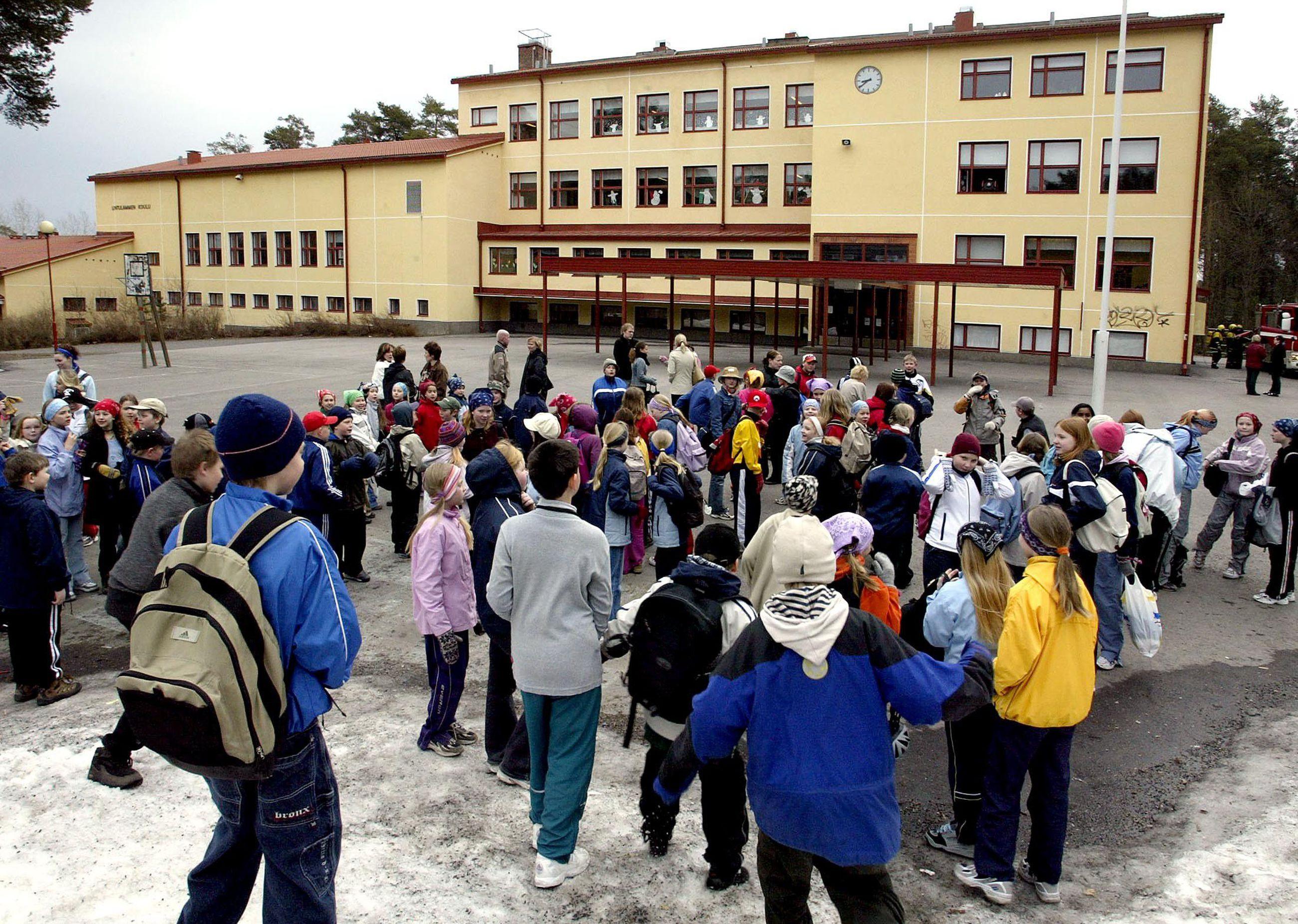Lintulammen Koulu
