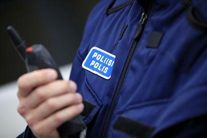 Riita rakettien ampumisesta johti pahoinpitelyyn Kajaanissa uudenvuodenaattona