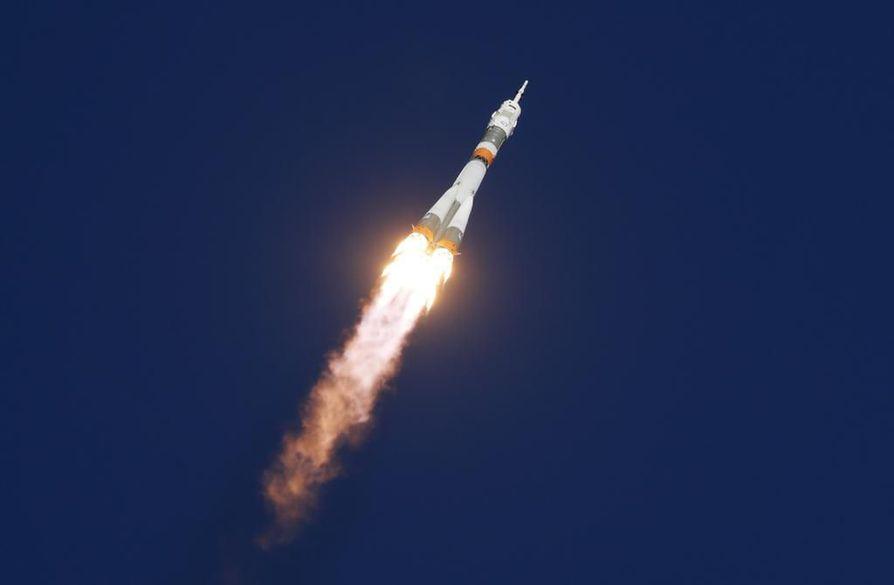 Venäläisen Sojuz-aluksen oli määrä matkata kansainväliselle avaruusasemalle, kun Nasan mukaan aluksen kantorakettiin tuli vika pian laukaisun jälkeen.