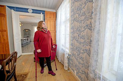 Himangan talo Vanhassa Raahessa huokuu herraskaista tunnelmaa: Tule sisään taloon kuvien kautta