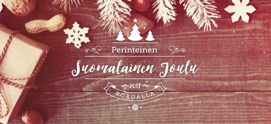 rokuan joulu 2018 Perinteinen suomalainen Joulu Rokualla @ Rokua Health & Spa Hotel  rokuan joulu 2018