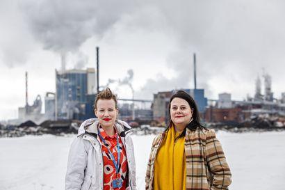 Kemin uusi elinkeinojohtaja Mervi Nikander hyppäsi keskelle toimintaa – hänen mukaansa Metsä Fibren uuden tehtaan vuoksi kaupungissa on tapahtunut todella nopea viriäminen