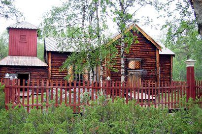 Inarin Pielpajärven erämaakirkko ympäristöineen on valittu vuoden 2021 perinnemaisemaksi