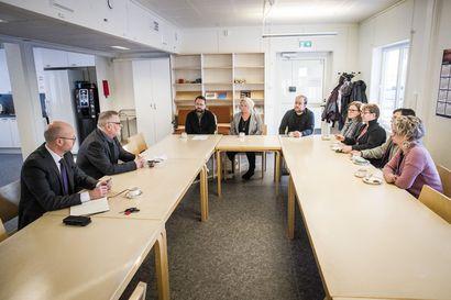 """Rovaniemen kaupunki kartoittaa tilavaihtoehtoja Marttiinille – """"Kukaan meistä ei ole valmis muuttamaan"""""""
