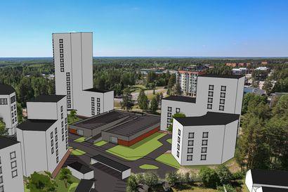 Kysyimme kempeleläisiltä: Sopisiko kunnantalon tontille 16-kerroksinen asuinkerrostalo?