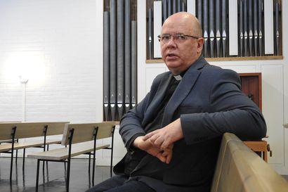 Vaalan seurakunta siirtyi Oulun hiippakuntaan – Vuodessa on noin kymmenet ristiäiset ja viidetkymmenet hautajaiset
