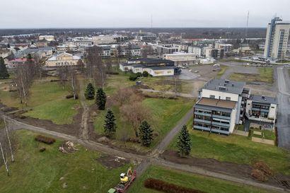 """Temotek valmistautuu tilaamaan koneet Raahen Kaupunginrantaan - """"Oululaisesta näkövinkkelistä huippupaikka"""""""