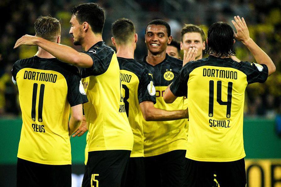 Borussia Dortmundin tavoitteena on säilyttää joukkueen vire loppuun asti.