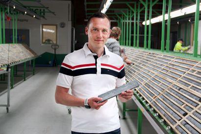 Kemiläinen kaivosalan palvelija suuntaa ulkomaille koronasta huolimatta –Palsatech Oy on Kemin Yrittäjien vuoden yritys