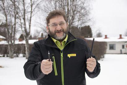 Kuituverkon jatkorakentamistyöt alkavat Pyhännällä – osuuskunta laskee käyttömaksuja ja lisää osin liittymänopeuksia