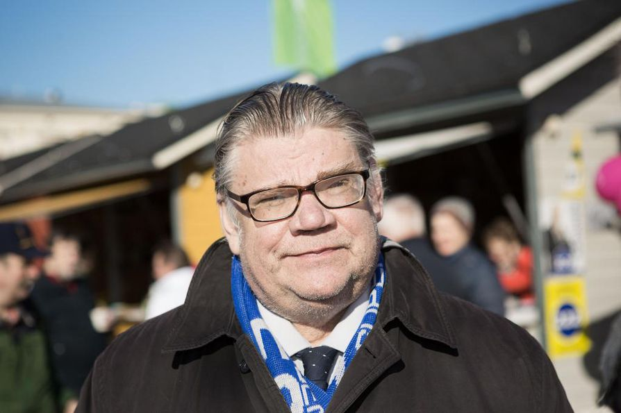 Timo Soini.