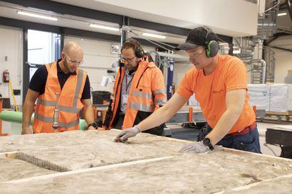 Siklan Rantsilan tehtaalle  palkataan 15 uutta työntekijää – uuden tehtaan tuotannolla odotettua kovempi kysyntä