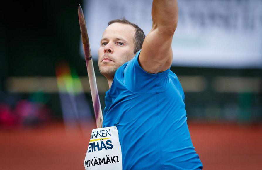 Tero Pitkämäki ei vielä spekuloi uransa jatkon suhteen.