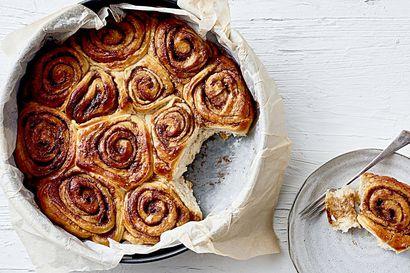 Tekemistä kotiin: Nyt leivotaan koko perheen voimin
