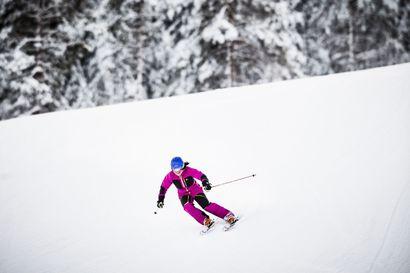 Ounasvaaran hiihtokeskus avautuu lauantaina