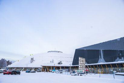 Ouluhallin rakennustyömaan koronarypäs laajenee: nyt todettu 21 tartuntaa, kaikki 60 työntekijää testattu