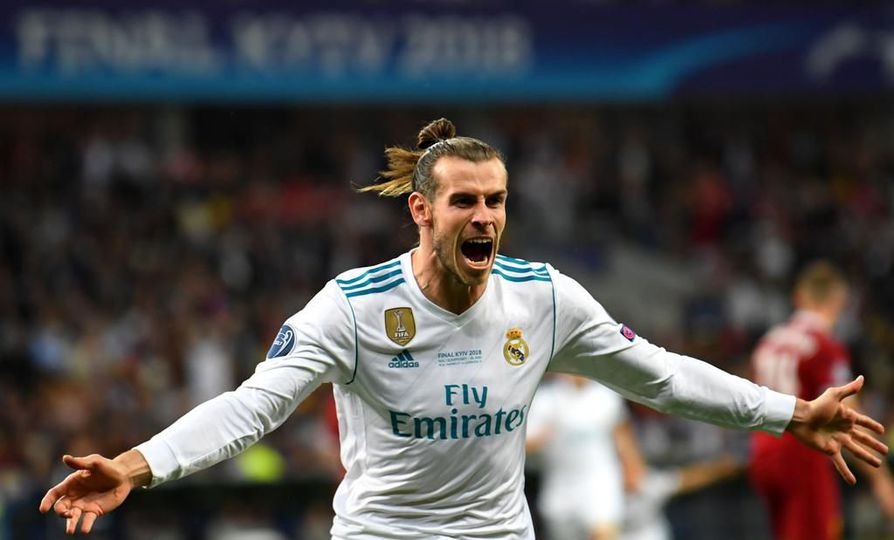 Sankariksi nousi vaihtopelaaja Gareth Bale, joka teki kaksi maalia.