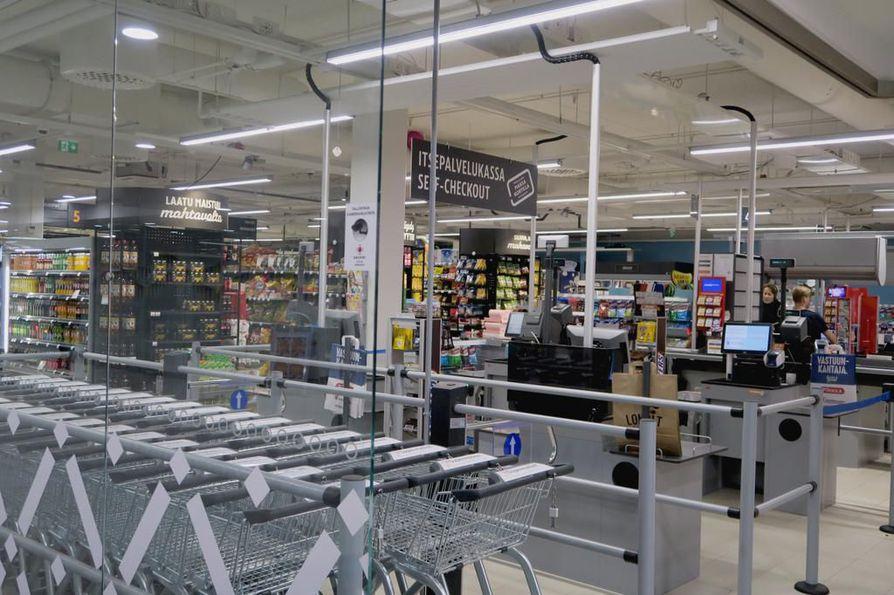 Kotipizza Groupiin kuuluvan ketjun ravintola avataan kauppakorttelin ensimmäiseen kerrokseen K-Supermarket Pekurin viereen ennen joulua.