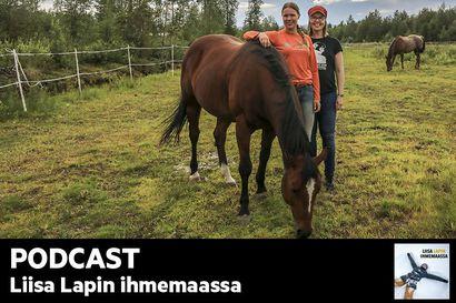 """Kuuntele Liisa Lapin ihmemaassa: Anu Lampinen, 36, Pyhä: """"Tykkään vapaudesta päättää omat työt ja aikataulut"""""""
