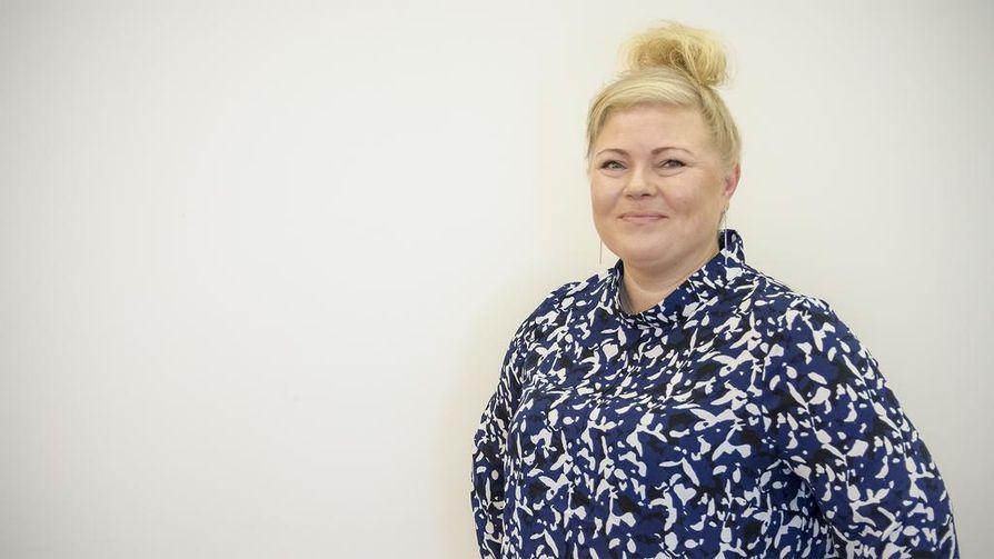 Katja Oittinen on valittu Yle Oulun ja Yle Kajaanin päälliköksi.