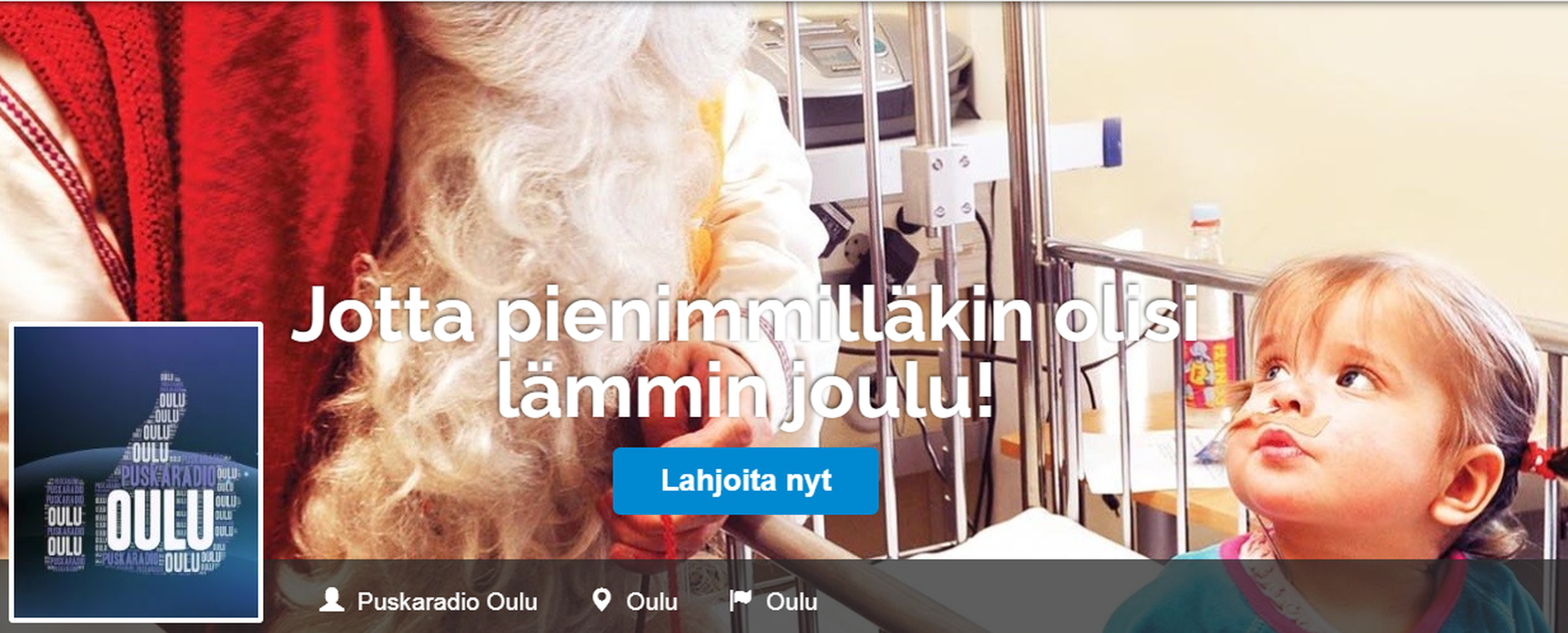 Oulun Puskaradio Facebook