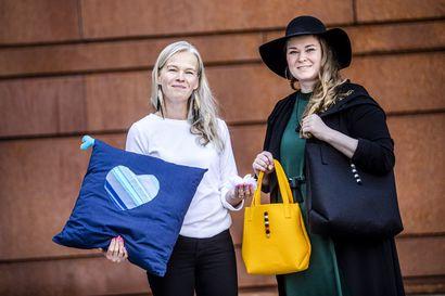 Lapin yliopiston opettajat kirjoittivat ensimmäisen suomenkielisen oppaan e-tekstiilien valmistamisesta