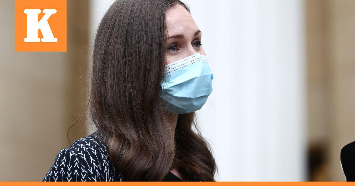 Hallitus neuvottelee ravintoloiden rajoituksista  koronavirus leviää nyt...