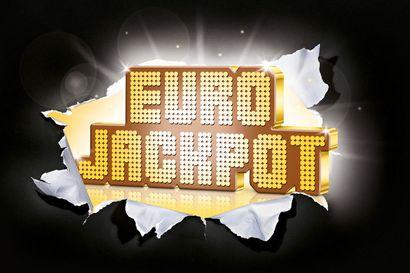 Eurojackpotin potti nousee 32 miljoonaan euroon