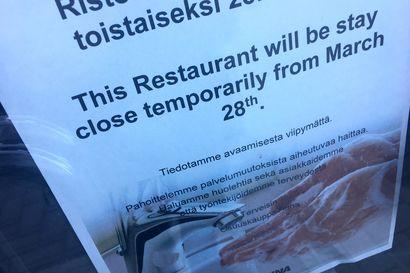 Osuuskauppa Arina avaa suljettuna olleita ravintoloita Lapissa