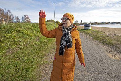 """Pro Pikkulahti -liikkeen keulahahmo Leena Tervonen: """"Minua on pyydetty uudestaan nousemaan barrikadeille"""""""
