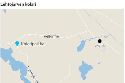 Poliisi vahvistaa: Rovaniemen Lehtojärven kolarissa kuoli yksi, korkea lumipenkka esti näkyvyyttä