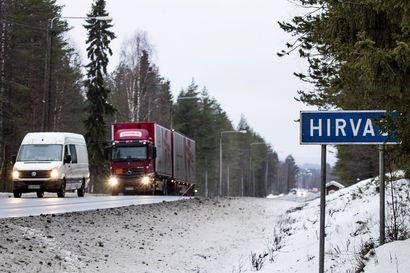 Nelostien reittiä punnitaan Rovaniemellä – Tarjolla on kaksi erilaista vaihtoehtoa