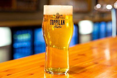 Toppilan olut palaa taas myyntiin uutena versiona – Hartwallin valmistaman oluen ensimmäinen erä myydään viidessä oululaisravintolassa