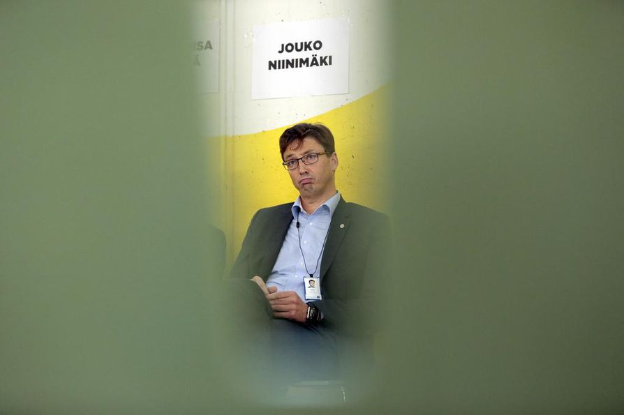 Oulun yliopiston rehtori Jouko Niinimäki.
