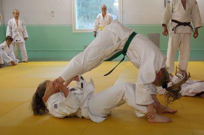 Katso kuvakoosteet judotreeneistä: Vihannin Judo viettää juhlavuotta, seuralla on positiivinen ongelma ratkaistavana